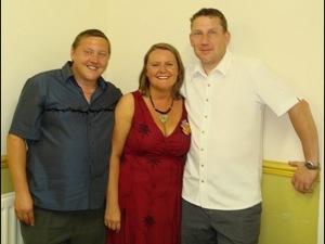 Gavin, Gail & Gary