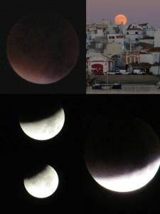 2015 Moon Phase Eclipse, Alvor