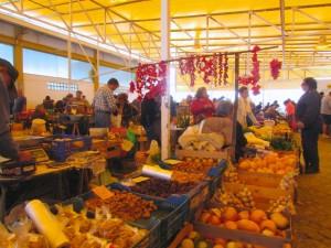 Colourful Farmers Market