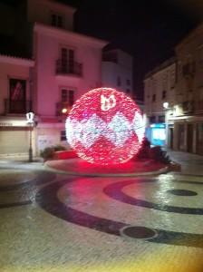Lagos Town Lights