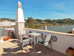 Terrace at Villa to Rent Polly's Place see link Airbnb